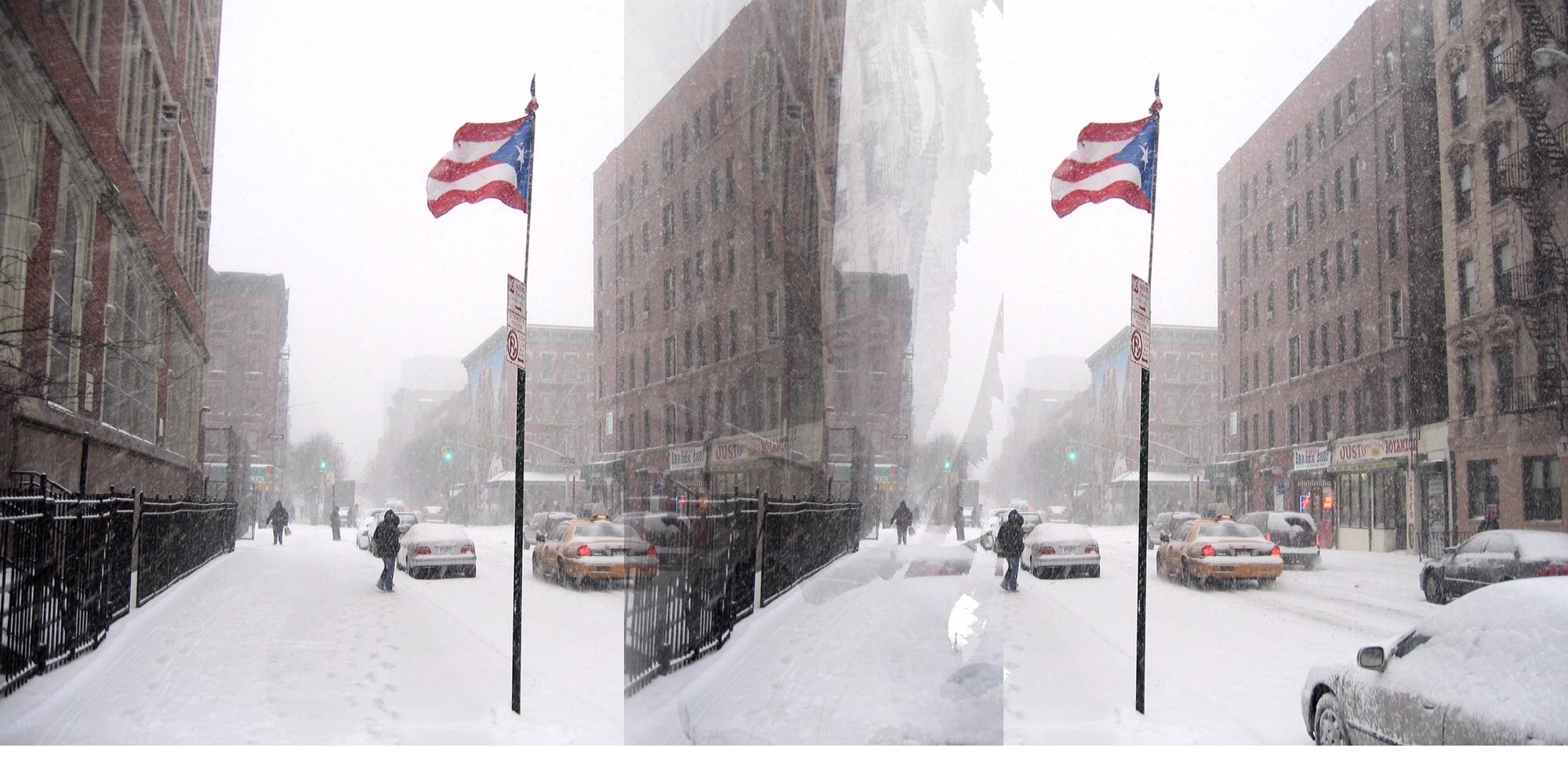 Bola de nieve….